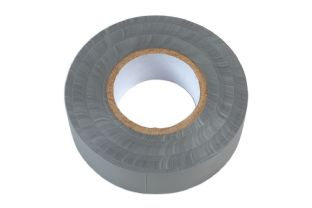 Connect 36892 Grey PVC Insulation Tape 19mm x 20m Pk 1